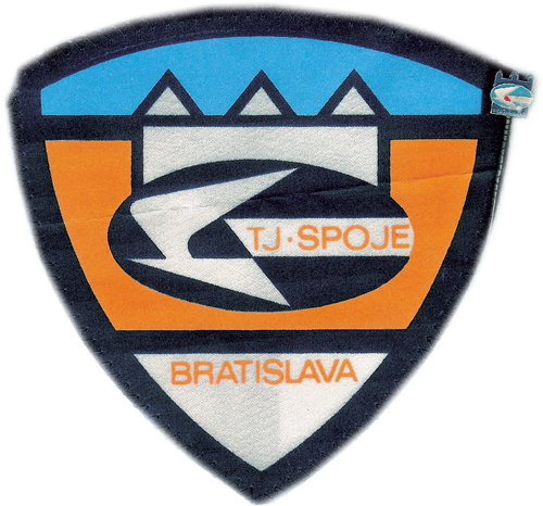 TJ Spoje - vlajka